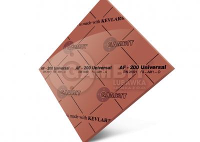 Gasket Sheet AF-200 Universal® type 215