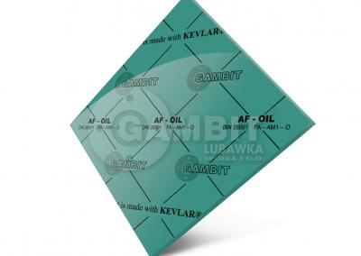 Gasket sheet AF-OIL